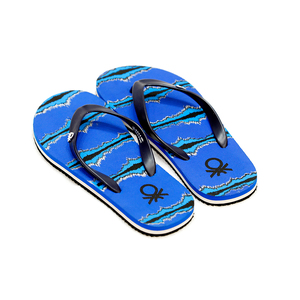 UCB Mens Slipper PM513I Blue
