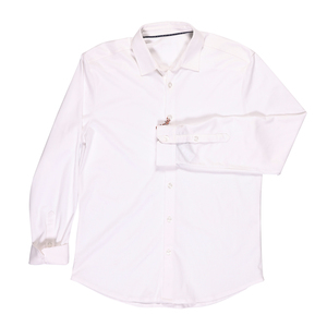 Scullers Men Knit Shirt PSCUL-SHR-0024969 White