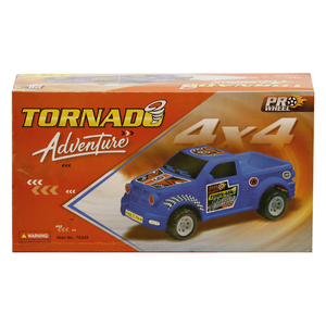 Toy Zone Fric Tornado Adventure Car 70245