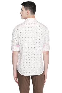 BASICS MEN LONGSLEEVES SHIRTS20BSH43218 PINK S