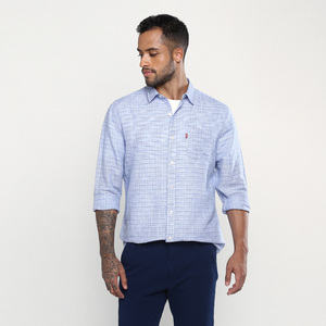 LEVIS MEN Casual Shirt 874-0218 Blue