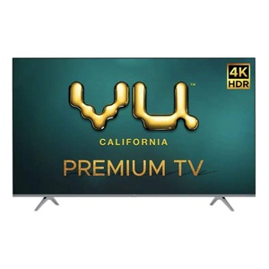 VU 4K Ultra HD LED Android Smart TV 9 Pie 65PM 65""