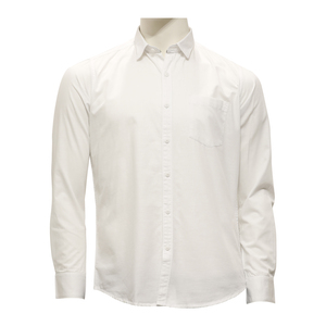 Marco Donateli Mens Casual Shirt Ls 1000706 White