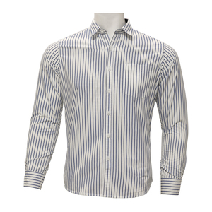 Marco Donateli Mens Casual Shirt Ls 1000710 White