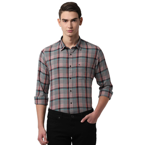 Peter England Mens Shirt PCSFCSSP623311 Multi
