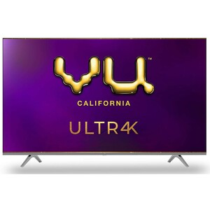 Vu 4K Ultra HD Android 9 Pie Smart LED TV 55UT 55""