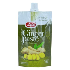 Lulu Ginger Paste 100g