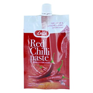 Lulu Red Chilli Paste 100g