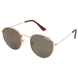 Killer Sunglass 3060ANT Round Gold