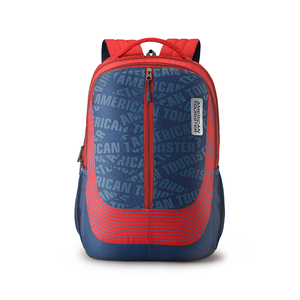 American Tourister Back Pack Twing 03 Red