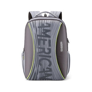 American Tourister Back Pack Twing 02 Grey