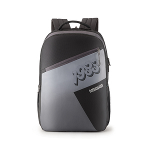 American Tourister Back Pack Twing 01 Black