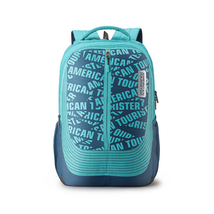 American Tourister Back Pack Twing 03 Teal