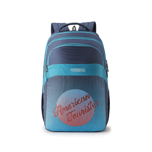 American Tourister Back Pack Crone 04 Blue
