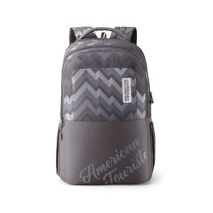 American Tourister Back Pack Crone 05 Grey
