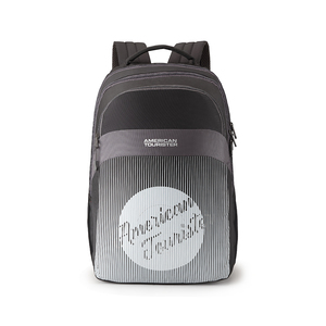 American Tourister Back Pack Crone 04 Black