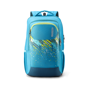 American Tourister Back Pack Crone 07 Turquise