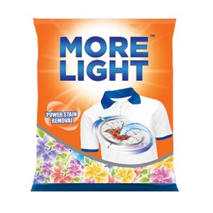 More Light Detergent 4Kg (Extra Power)