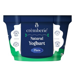 Cremberie Natural Plain Yoghurt 200g