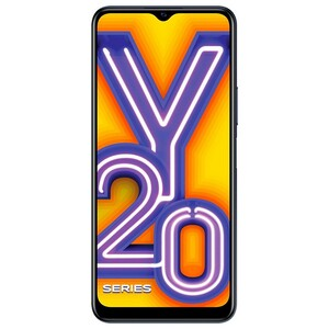 Vivo Y20 4GB/64 Obsidian Black