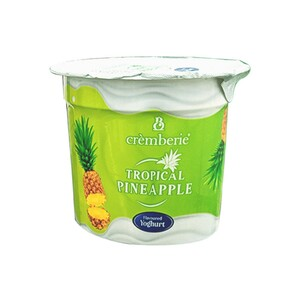 Cremberie Flavoured Yoghurt Pineapple 100g