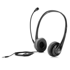 HP Wired Headset With Mic T1A66AA