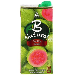 B Natural Guava Juice 1Litre