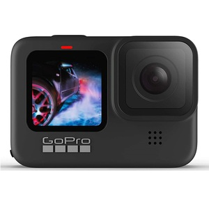 Gopro Action Camera Hero 9 CHDHX-901-LE Black