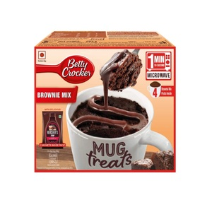 Betty Crocker Mug Treats Brownie Mix 264g