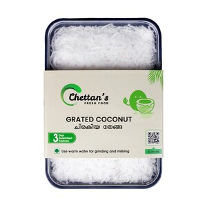 Chettan's Grated Coconut