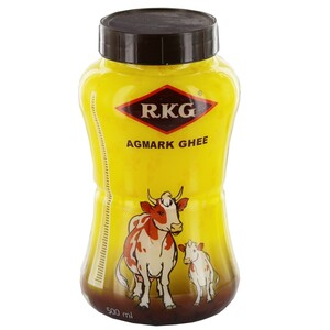 RKG Agmark Ghee Jar 500ml