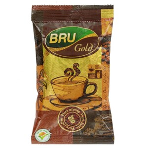 Bru Coffee Gold Poly Bag 50g