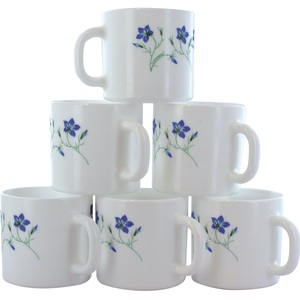 Luminarc Coffee Mug Opal 6pc