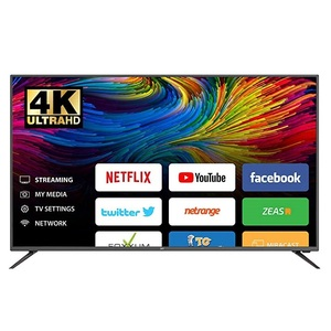 Impex 4K Ultra HD LED SmartTV PRISMA 50""