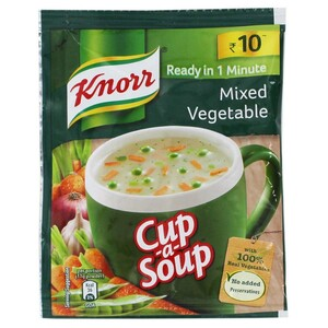 Knorr Soup Mixed Vegetable 11g
