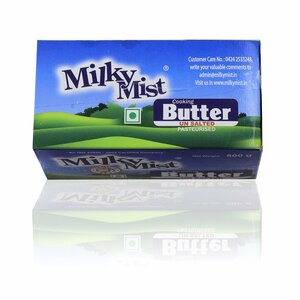 Milky Mist Cooking Unsalted Butter 500g