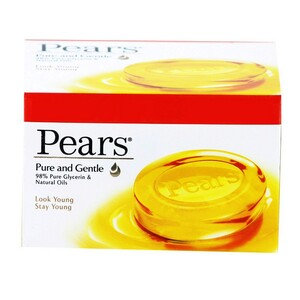 Pears Soap Pure & Gentle 3x125g