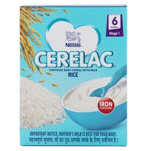 Cerelac Baby Cereal Stage 1 Rice 300g