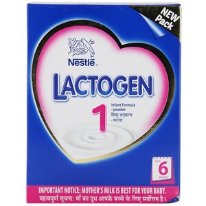 Nestle Lactogen Baby Milk Powder Stage 1 400g