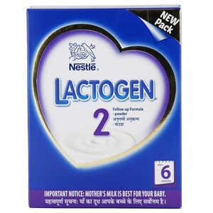 Nestle Lactogen Baby Milk Powder Stage 2 400g