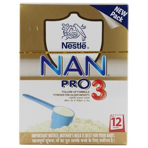 Nestle Baby Milk Powder Nan Pro 3 400g