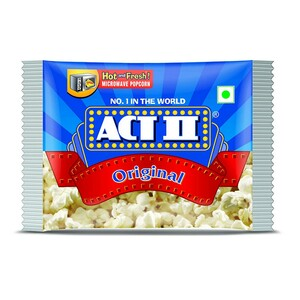 ACT II Instant Popcorn Natural 33g