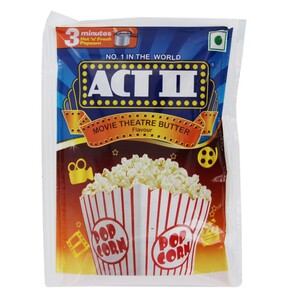 ACT II Popcorn Movie Theatre Butter 70g