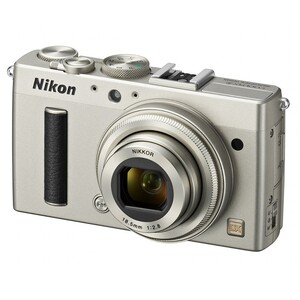 Nikon Digital Camera Coolpix 16.2MPDX Silver