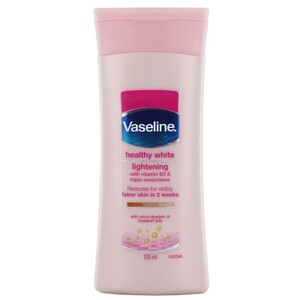 Vaseline Body Lotion Healthy White Lightening 100ml