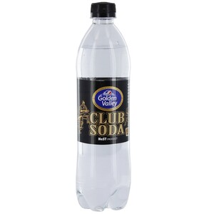 Golden Valley Club Soda 600ml