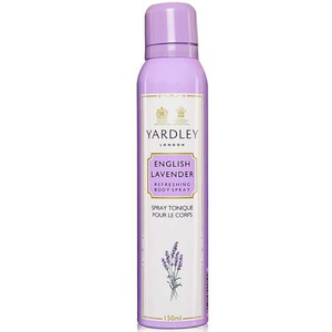 Yardley Womens Deo English Lavender 150ml