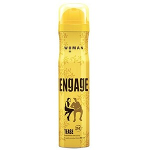 Engage Womens Deo Tease 165ml