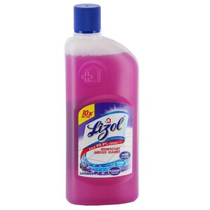 Lizol Disinfectant Surface Cleaner Lavender 500ml