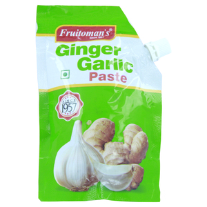 Fruitoman's Ginger Garlic Paste 100g